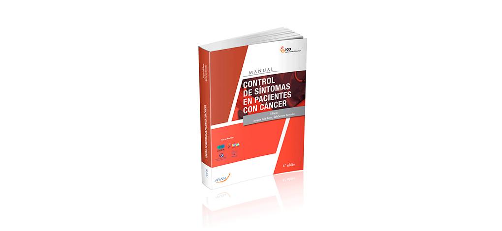 MANUAL CONTROL DE SINTOMAS EN PACIENTES CON CÁNCER AVANZADO Y TERMINAL 4º EDICION