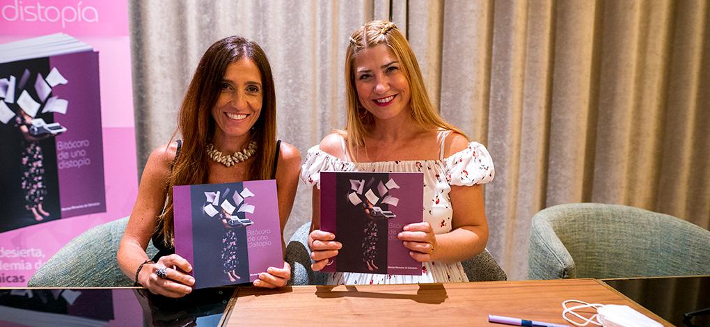 """Arán Ediciones presenta en Ibiza """"Bitácora de una distopía"""""""
