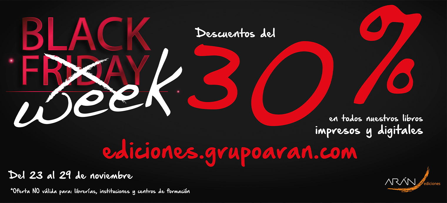 Black Friday 2020 - Arán Ediciones