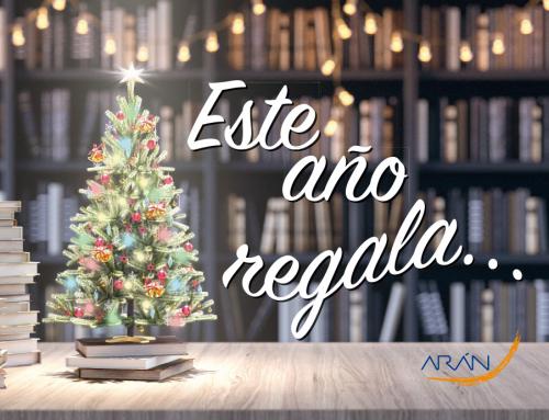 Estas Navidades regala conocimientos: regala los más vendidos de Arán Ediciones