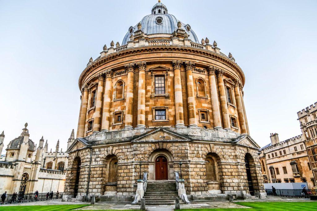 Biblioteca Oxford