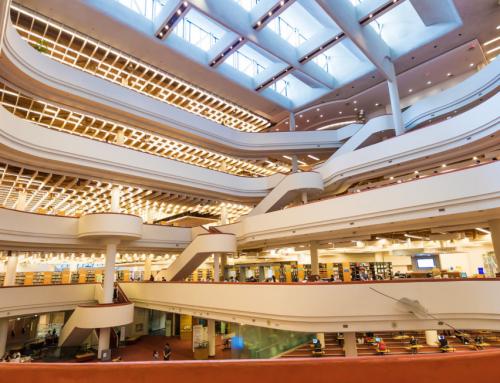 Piérdete en las bibliotecas (y librería) más bonitas del mundo