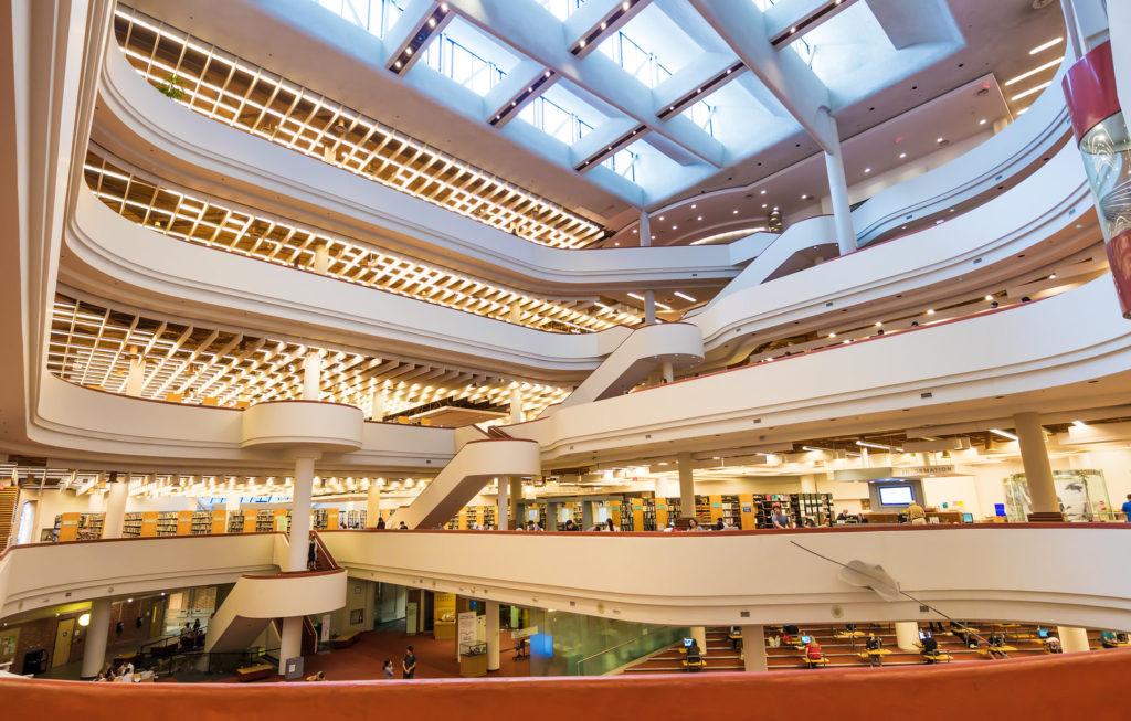 Biblioteca Toronto