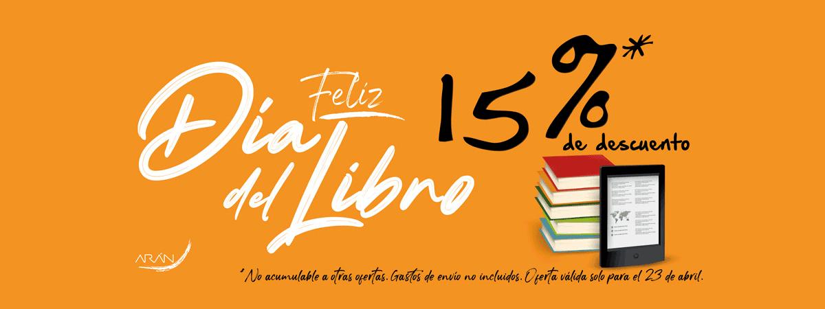 Día del Libro 2021 - Arán Ediciones