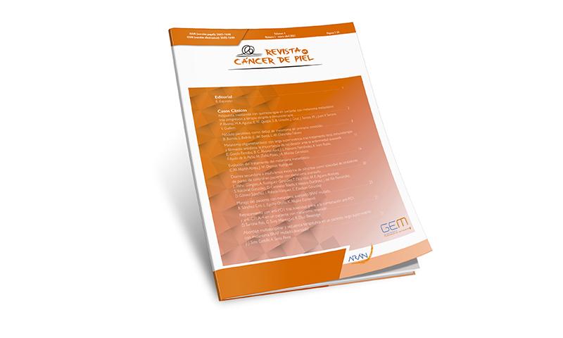 Revista - Cáncer de Piel - Arán Ediciones