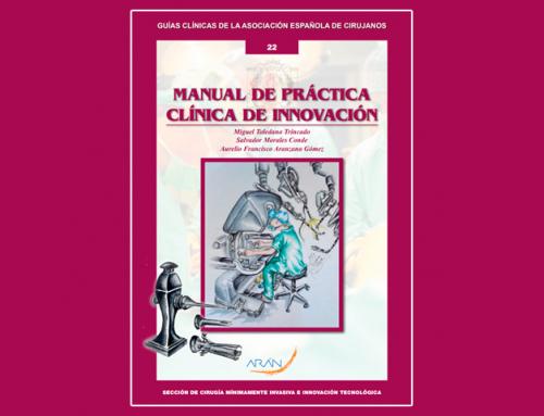 Novedad Editorial: Manual de Práctica Clínica de Innovación