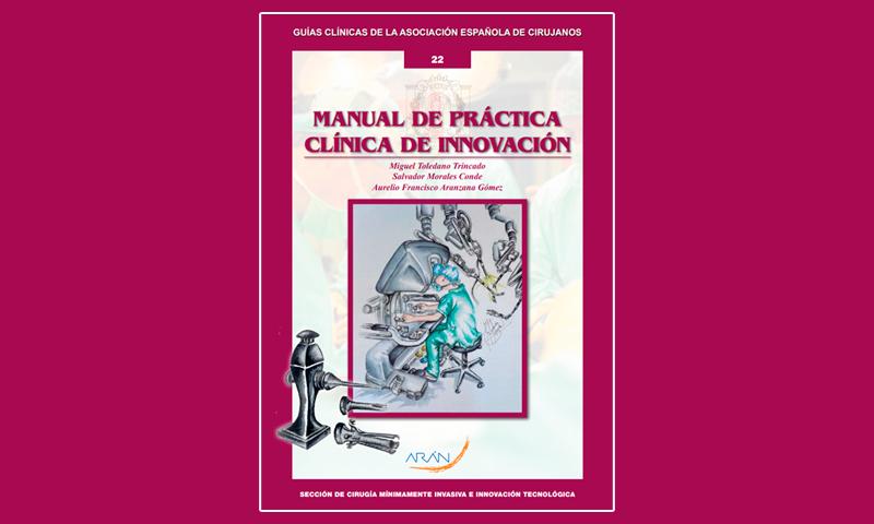 Manual de Práctica Clínica de Innovación - Arán Ediciones