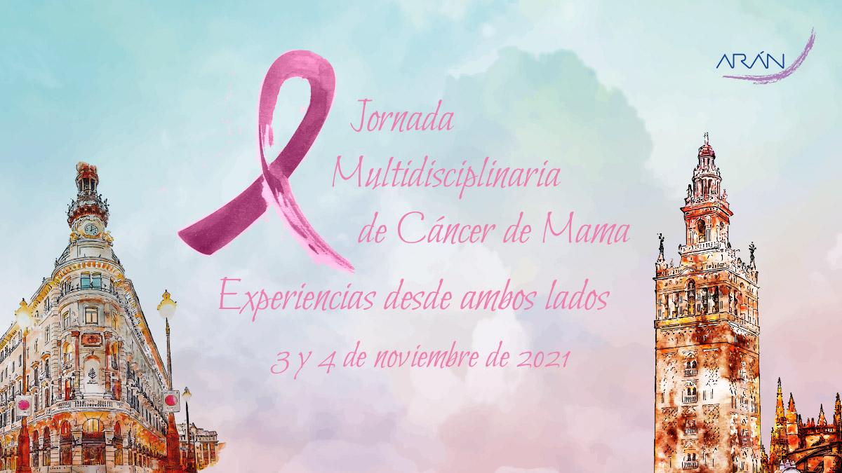 Primera edición de la Jornada Multidisciplinaria de Cáncer de Mama, Experiencia desde ambos lados